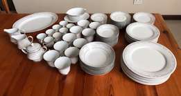 Full Noritake dinner set