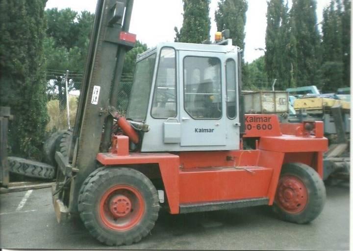Kalmar DB 10-600XL - 1986