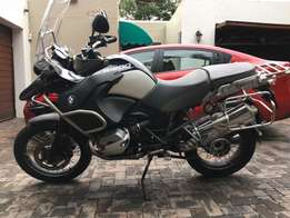 2012 BMW R1200 gs adventure