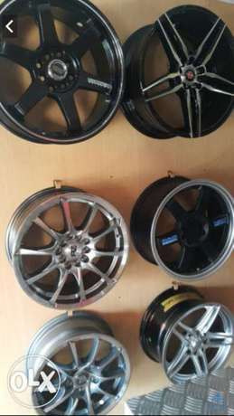Rims,stereos and tyres Industrial Area - image 2