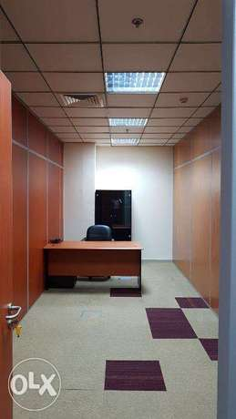 One room office with All Approvals Rent from 4,000 QR