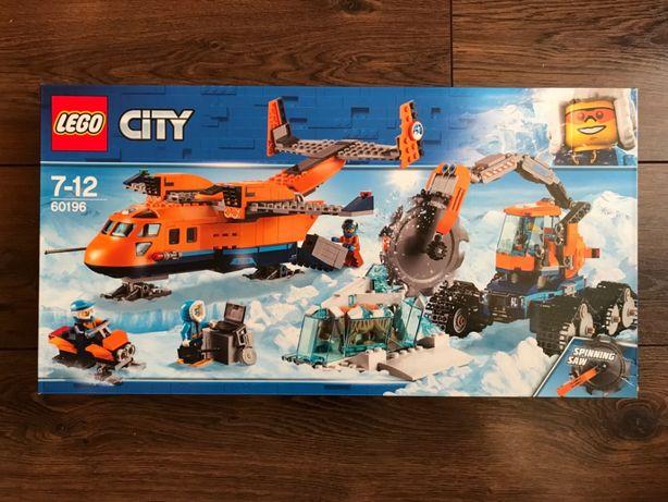 Lego City 60196 Arktyczny Samolot Dostawczy Nowe Tychy Olxpl