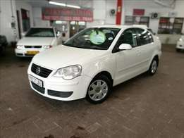 2007 Volkswagen Polo Classic 1.6 Comfortline, with 173000km, FSH, A/B