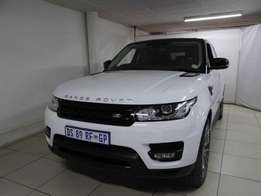 2015 Land Rover Range Rover SPORT 4.4 SDV8 HSE Dynamic for sale in Gau