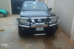 A clean registered nissan pathfinder for sale, 2006 model.