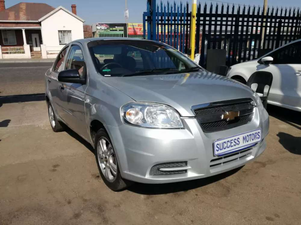Chevrolet Aveo Vehicles For Sale In Gauteng Olx South Africa