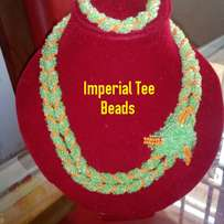 Imperial-tee beads