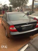 Neatly Foreign Used Toyota Camry Xle 03