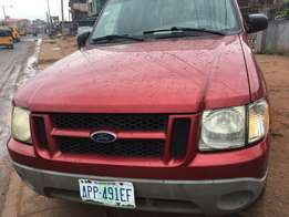 less than a year used Very Sharp n Sound 2001 Ford Explorer Truck