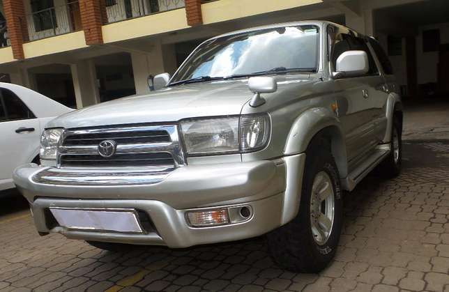 for sale toyota surf Westlands - image 1