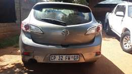 2013 Mazda 3 complete Tail gate for sale R3500
