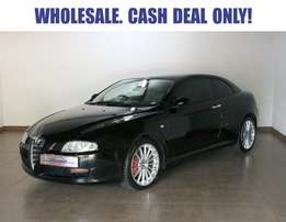 # 3023 Alfa Romeo GT 3.2 V6 Distinctive