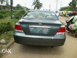 Clean toks Toyota camry 2005 model