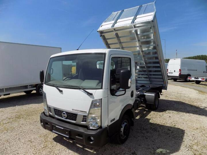 Nissan Cabstar 35,13+Kipper 3,0 E6 130Ps 3400mm - 2018