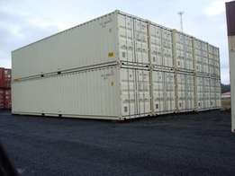 New and Used 20ft Shipping Container Storage