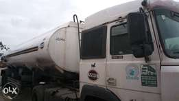 Iveco truck with 33 thousand liter tank