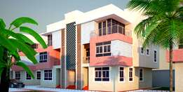 3 Bedroom Terrace Duplex With Pent House At IBEJU/LEKKI