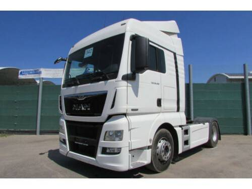 MAN TGX 18.480 XL Cruise control / Leasing - 2013