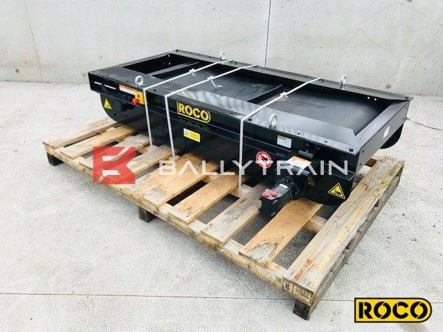 Roco Cp 20/100 Overband Steel Magnet, Hydraulic - 2019