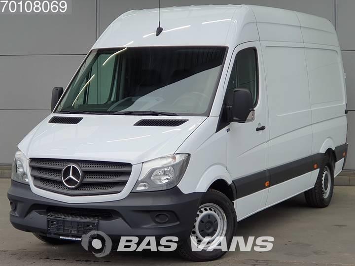 Mercedes-Benz Sprinter 316 CDI 160pk Airco 270° Deuren EURO6 L2H2 11m3 ... - 2017