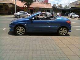 Urgently Peugeot Coupe Cabriolet for sale in Pretoria West