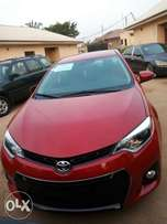 Clean full option corolla s.
