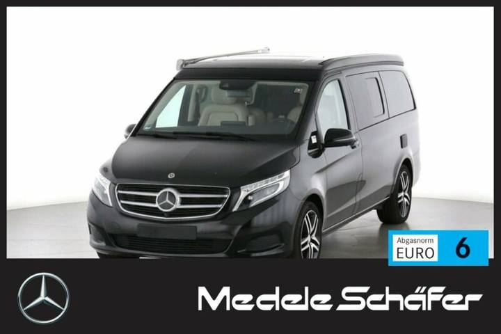 Mercedes-Benz Marco Polo 250 d 4MATIC EDITION Leder 5-Sitzer - 2017