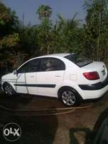 6 months old used Kia Rio 2006 model for sale