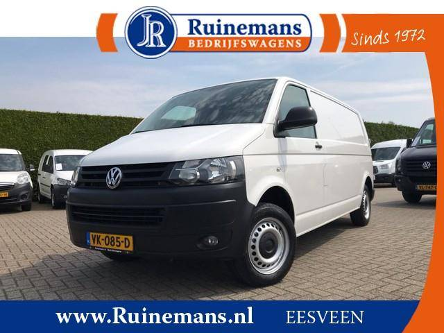 Transporter 2.0 TDI 102 PK / L2H1 / TREKHAAK / AIR - 2014