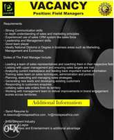 Employment at MIXTAPE FACTORY look at the picture for infos