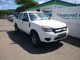Ford Ranger 2.5TD 4x4 Safety Pack double cab (AA2260)