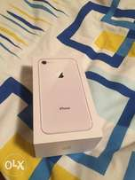 Brand new iPhone 8 64gb silver