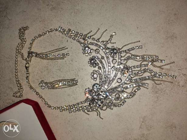 Necklaces in very good condition