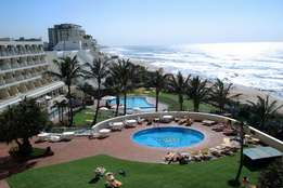 Umhlanga Sands Resort - 22-29 April ONLY. 4 Sleeper Unit. Self Caterin