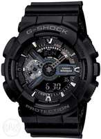 New Original Casio Professional G-Shock watch (black)