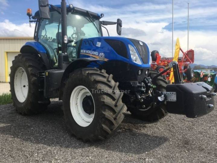 New Holland t7.165s - 2018