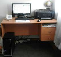 Desk and Shelf combo R600 for both