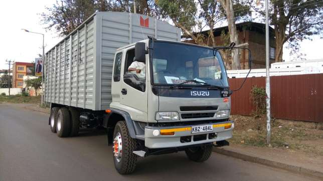ISUZU FVZ KBZ 2014Model,very clean and in Good condition!! Parklands - image 2