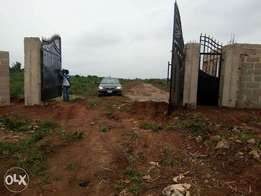 Land with C of O close to Canaan Land & Covenant university, Atan-Ota
