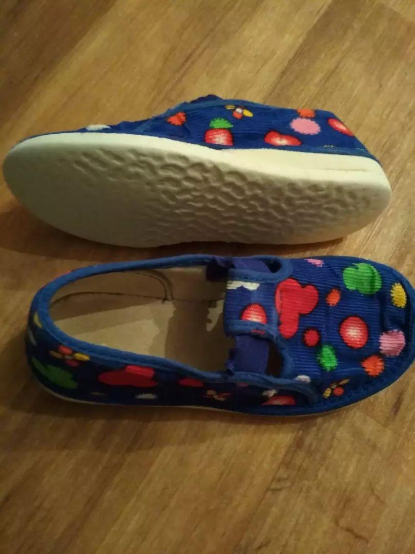 Papuče - Dětské oblečení - 12463080  9341595334