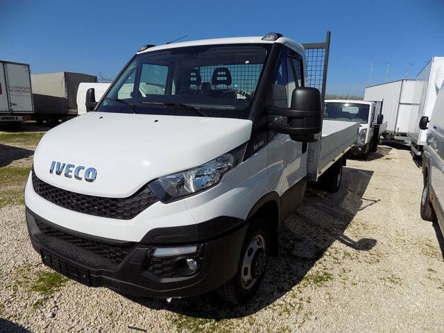 Iveco Daily 35C17 Fahrgestell mit Kipper - 2016