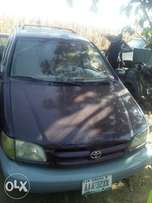 Neatly Nigeria used 1999 toyota sieena at a give away price.