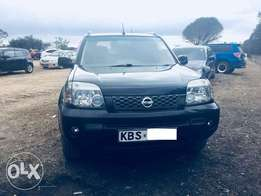 Nissan X-Trail, Year 2005, KBS, Optional 4WD, Very Clean