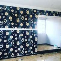 Give your home that classy finish. Call fracan Wallpaper Abuja