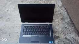 Dell Latitude Laptop Core i7-2.9GHz, 4GB Ram, With 1GB Nvidia Graphics