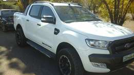 Ford Ranger Wildtrack 4x4 Auto