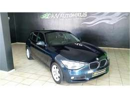 2013 BMW 118i 5-door Steptronic