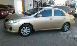2012 Toyota corolla 1.6 in a good condition