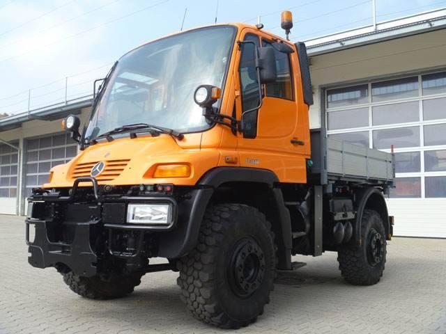 Unimog 400 - U400 405 03125 Mercedes Benz 405