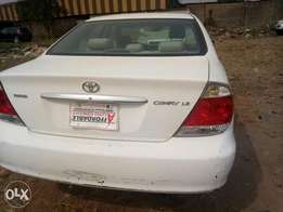 Tokunbo Toyota Camry 05